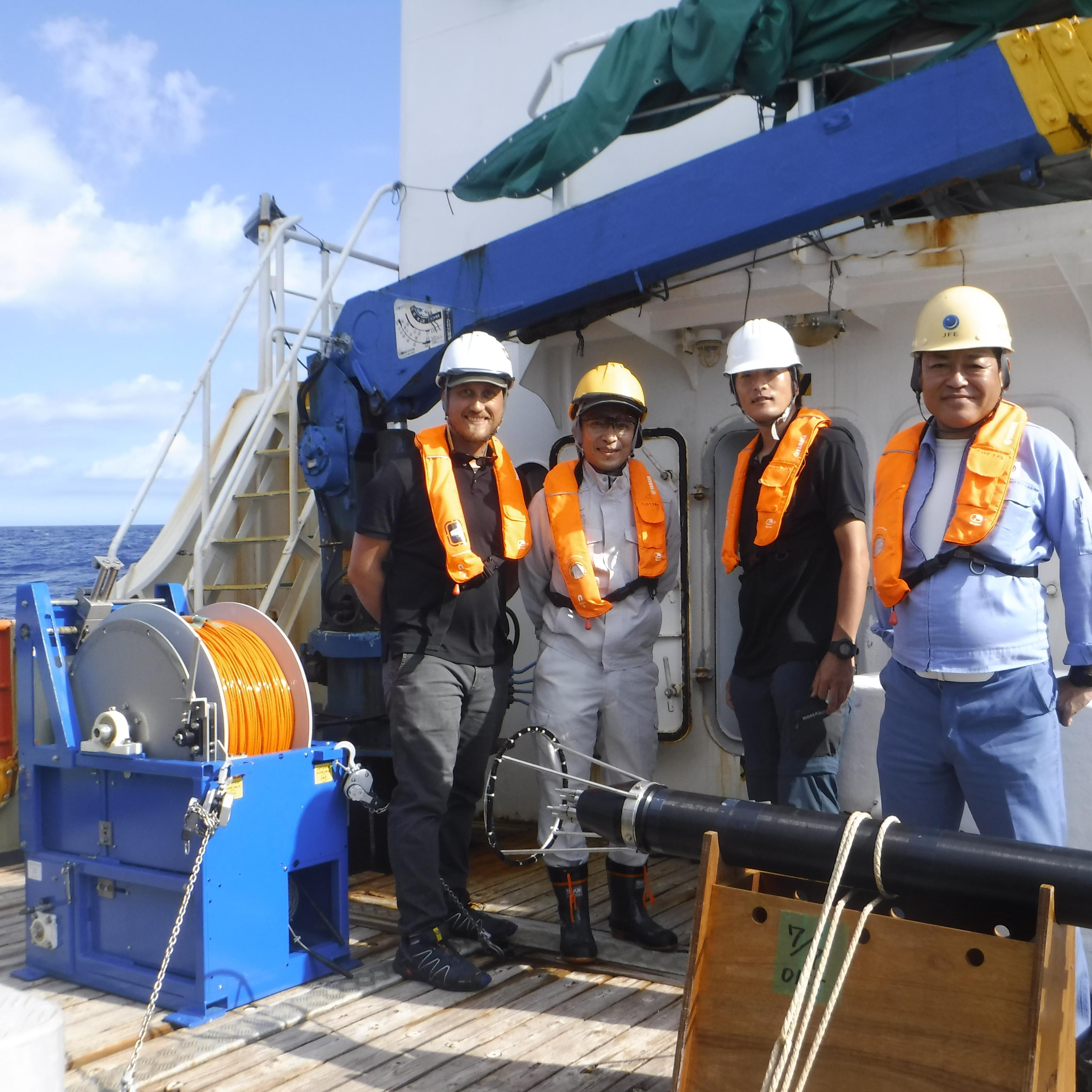 VMP-500-RT Field Trial Okinawa